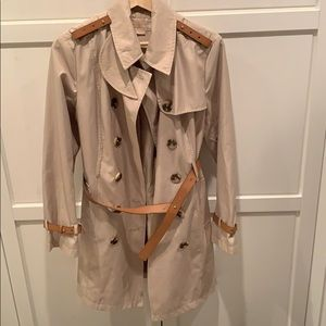 Michael Kors Safari Trench Size M